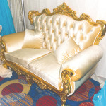 Love Couch Rental: TT$700.00 Delivery charges may apply