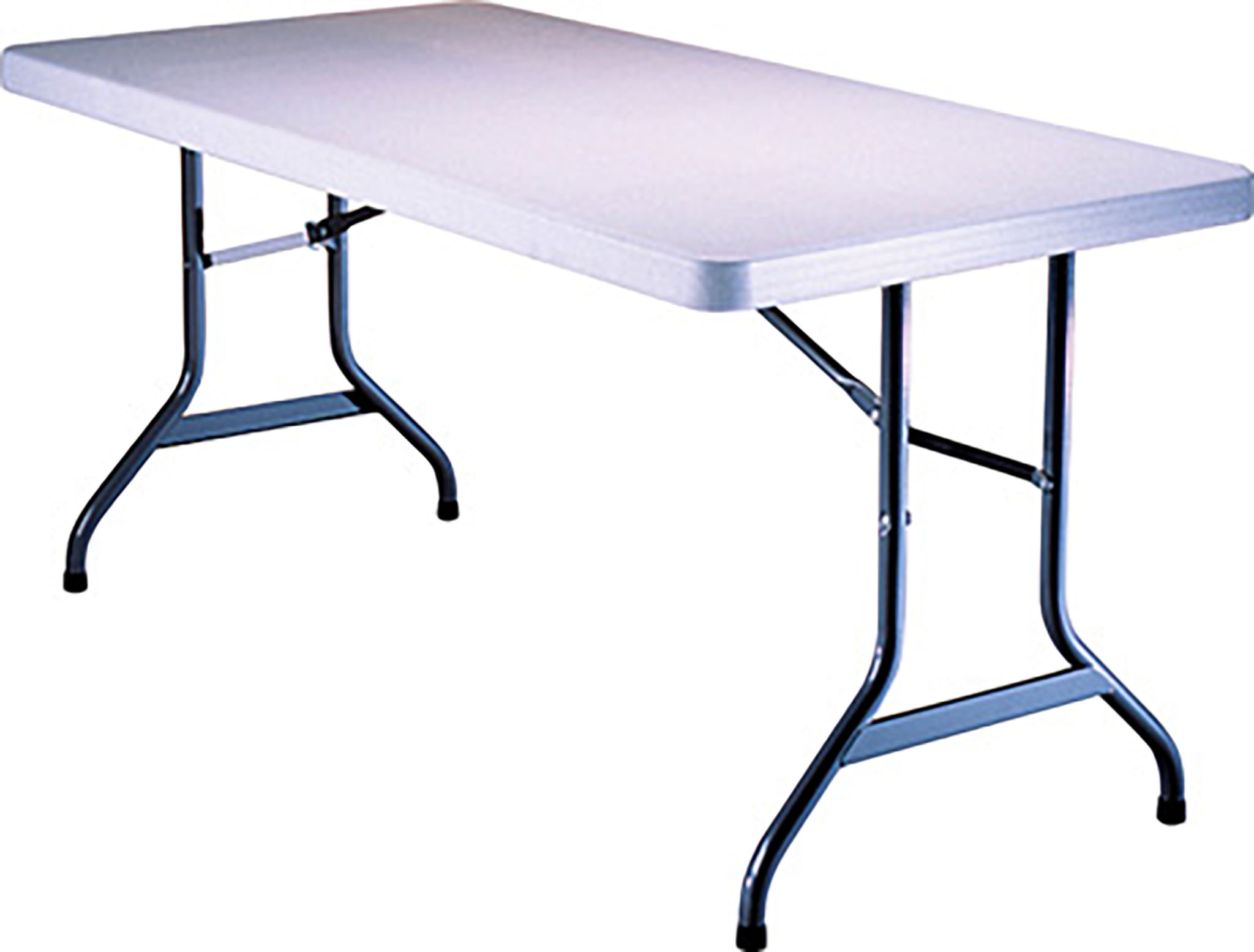 28 4 ft plastic folding table duragood 4 foot rectangular for 10 foot folding table