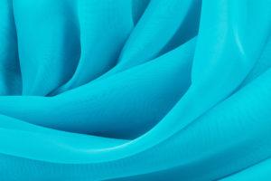Sheer Voile Stage backdrop - Aqua Blue. $30/panel
